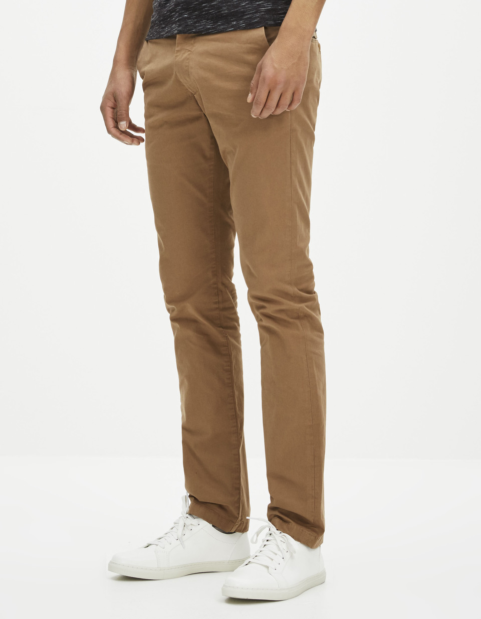 Pantalon slack coupe slim - GOPRIMO - Celio France