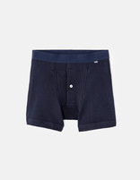 Boxer maille nid d'abeille - FITTED_NAVYBLUE02 - Image à plat - Celio France