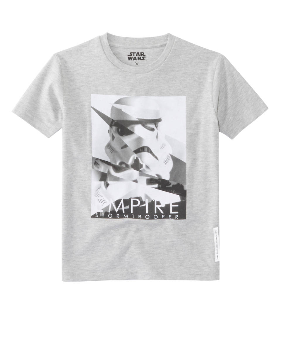 t shirt enfant star wars stormtrooper lcepixk celio france. Black Bedroom Furniture Sets. Home Design Ideas