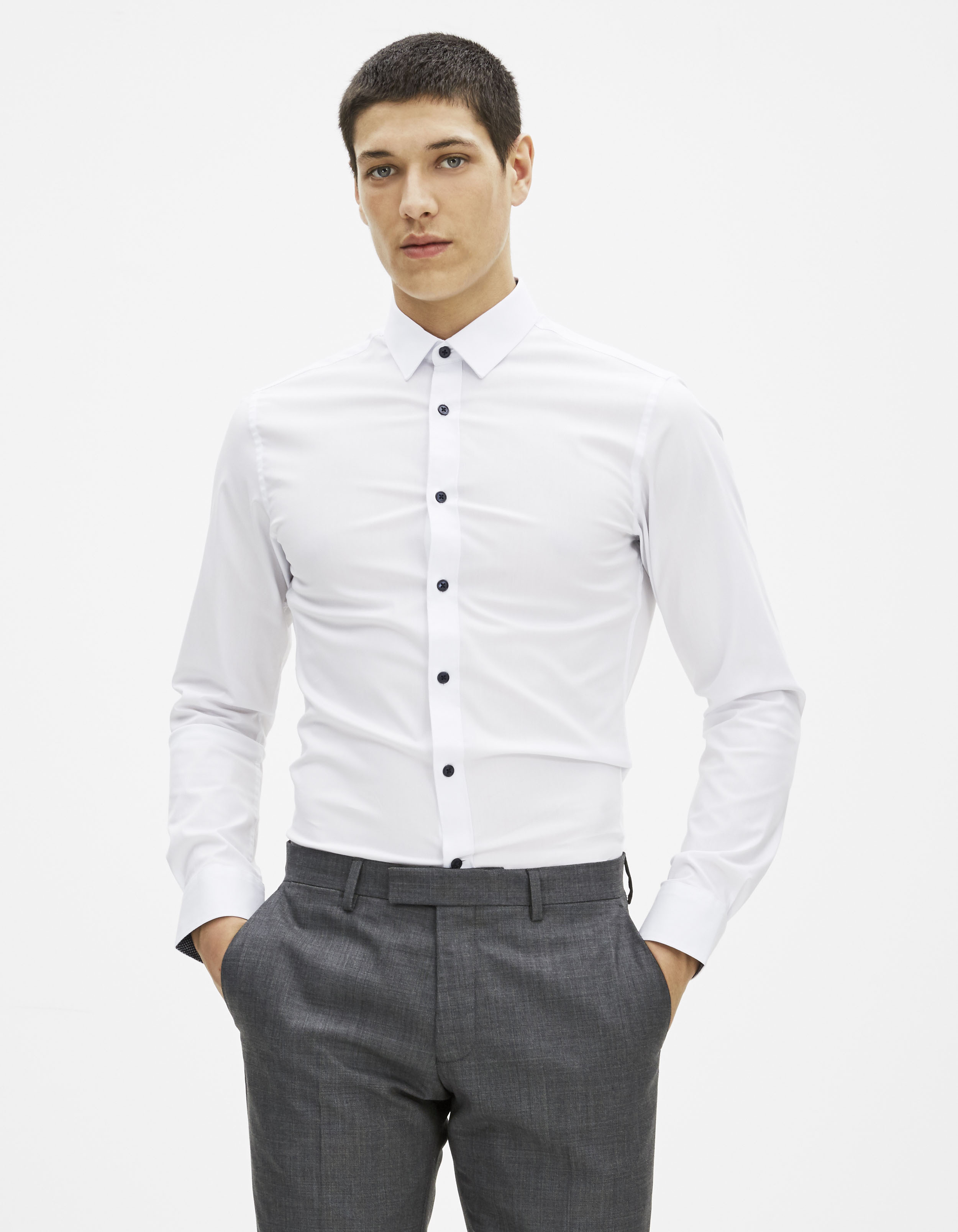 Find great deals on eBay for chemise pour homme. Shop with confidence.