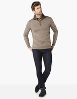 Pull straight chiné - SELIM_HEATHERTAUPE01 - Silhouette - Celio France