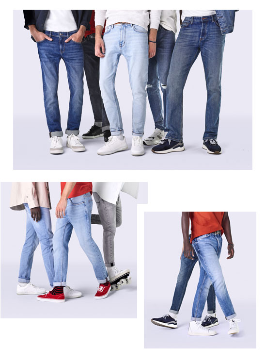 jeans guide - A story of fit