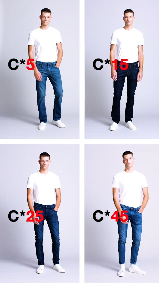 Jeans Des Coupes Guide Celio France Ybf6gyv7