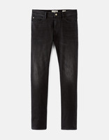 jean slim C25 stretch - FOSLOIR25_NOIR - Image à plat - Celio France