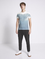 T-shirt Game of Thrones  - LMEPIGEON_GREY - Silhouette - Celio France