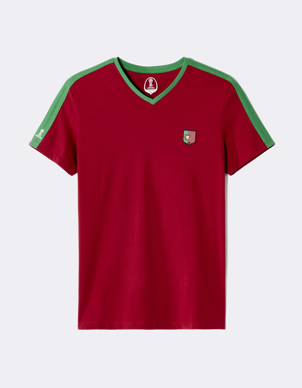 t shirt portugal 2018 fifa world cup russia llefifave celio france. Black Bedroom Furniture Sets. Home Design Ideas