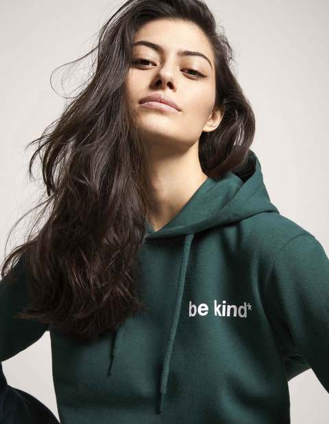 Sweat be kind* - NEPACSWEAT_GREENBRITISH - Vue de face - Celio France