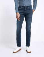 Jean straight C15 Supersoft - bleu - MOSOFTY_BLEU - Vue de face - Celio France