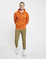 Sweat take it easy* - NEPACSWEAT_ORANGE - Silhouette - Celio France