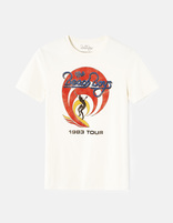 T-shirt Beach Boys Universal - LGEBOYS_OFFWHITE - Image à plat - Celio France