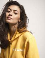 Sweat don't worry* - NEPACSWEAT_YELLOWMIMOSA - Image à plat - Celio France