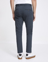 Chino slim stretch - NOLAKE_ENCRE - Vue de dos - Celio France