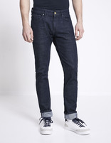 Jean slim stretch - NOSELVE_BRUT - Vue de face - Celio France