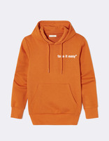 Sweat take it easy* - NEPACSWEAT_ORANGE - Image à plat - Celio France