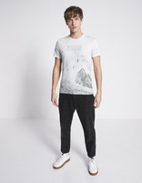 T-shirt Game of Thrones - LMEWINTER_GREY - Silhouette - Celio France