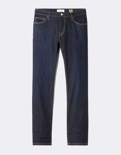 Jean green straight C15  stretch 3 longueurs - JORAW15_BRUT - Image à plat - Celio France