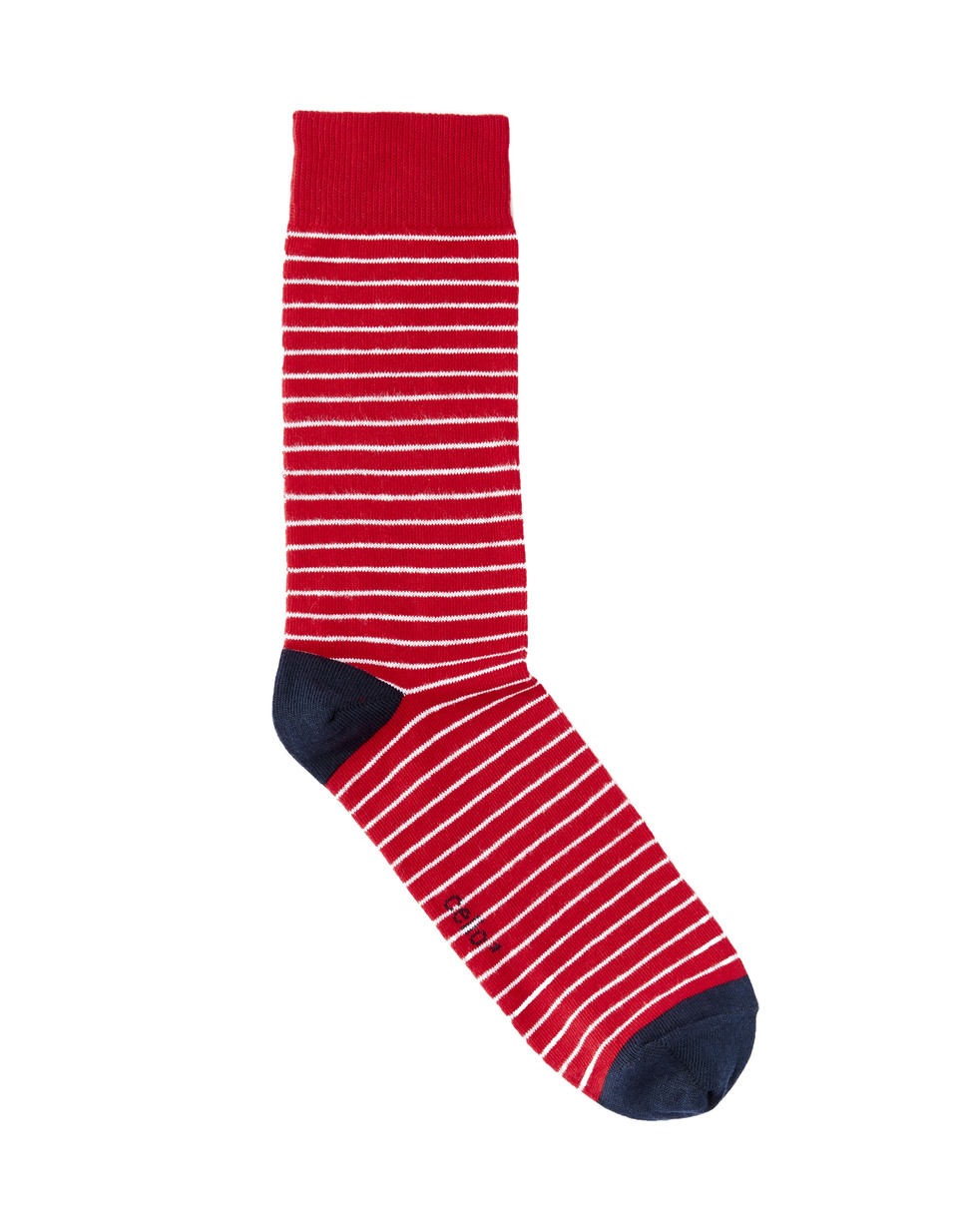 chaussettes fantaisies - MINEA_RED - Image à plat - Celio France