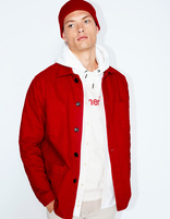 Veste Muse - MUSE_ROUGE - Vue de face - Celio France