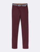 Chino straight coton stretch - MOTA_PINOT - Image à plat - Celio France
