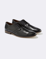 Chaussure derby 100% cuir - MYFIRST_BLACK - Non défini - Celio France