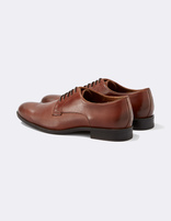 Chaussures derby 100% cuir - FYPERFO_BROWN - Non défini - Celio France