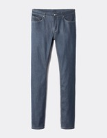 Jean slim C25  stretch  - MOSHINE_BLEU - Image à plat - Celio France