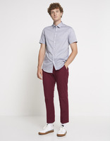 Chino straight coton stretch - MOTA_PINOT - Silhouette - Celio France