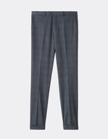 Pantalon Willy slim - anthracite - MOWILLY_ANTHRACITE - Image à plat - Celio France