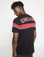 T-shirt NBA Chicago Bulls - LMETEENBA_BLACKBULLS - Vue de dos - Celio France