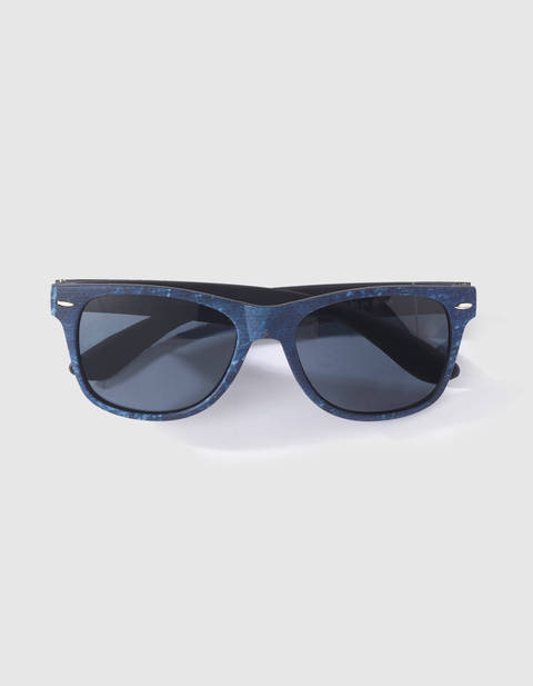lunettes de soleil denim cat 3 - DIDENIM_DENIM - Vue de face - Celio France