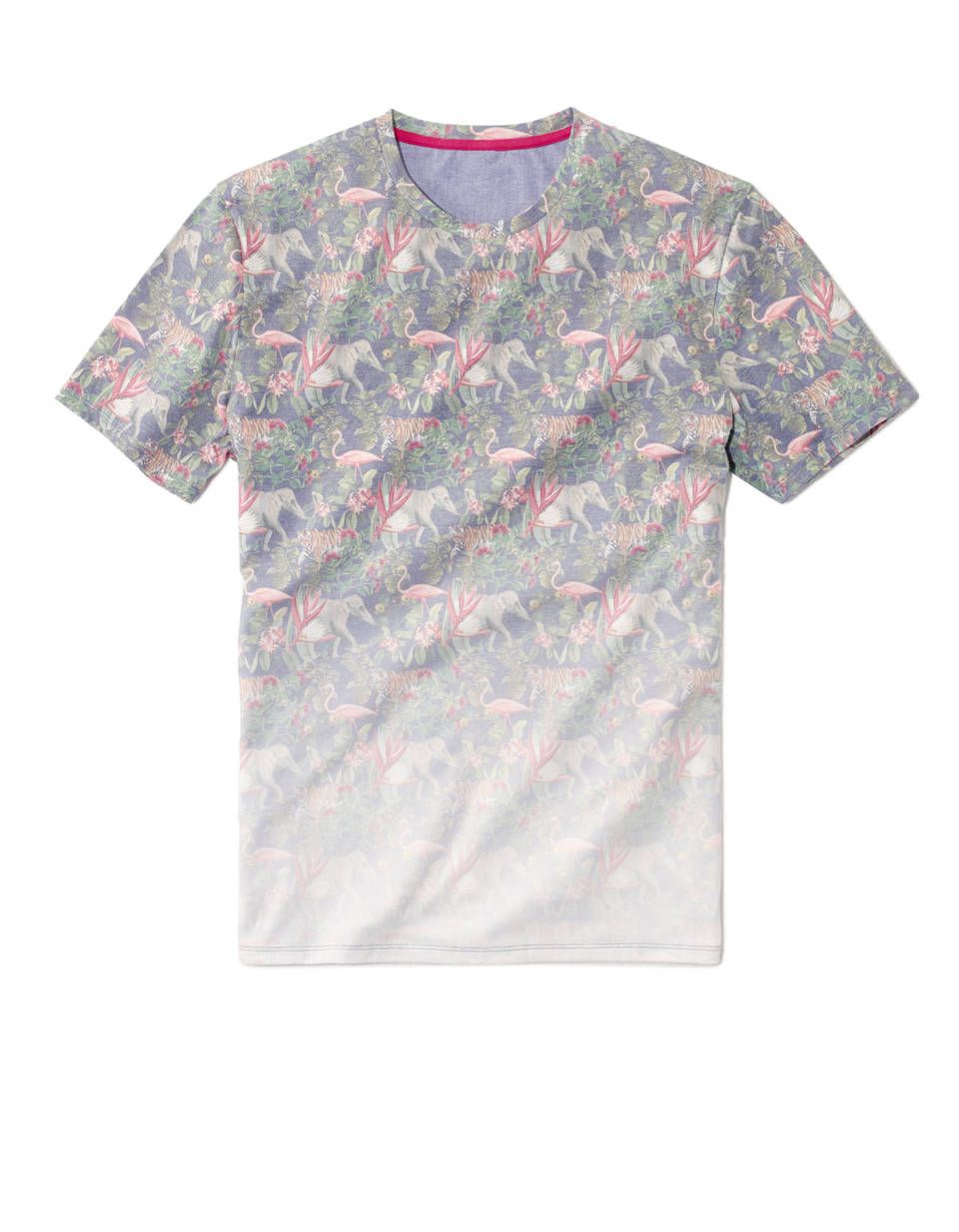 T Flamants France Roses Jaipur Shirt Collaboration Fkwonder Celio 0vmN8nwO