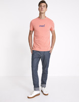 Jean slim C25  stretch  - MOSHINE_BLEU - Silhouette - Celio France