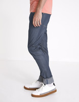 Jean slim C25  stretch  - MOSHINE_BLEU - Vue de dos - Celio France