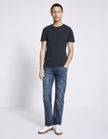 Jean regular C5 Supersoft 3 longueurs  - MOJOSOFT_STONE - Silhouette - Celio France